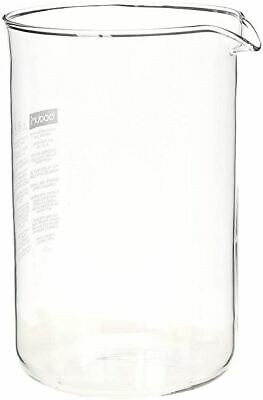 £14.99 • Buy Bodum Spare Coffee Press Replacement Glass Beaker - 1.5 Litres - 12 Cup Capacity