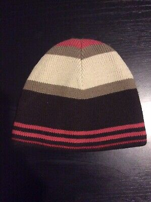 Ex - Display - Peter Storm - Winter Hat - Small / Medium - Brown Mix Colours • 4.99£
