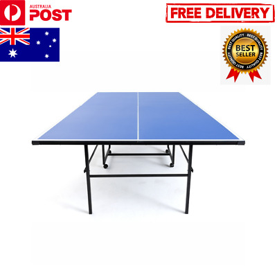 AU212 • Buy Table Tennis Table Ping Pong Portable Outdoor Indoor Sports Fun (AU STOCK)