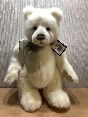 £110.46 • Buy Charlie Bear Plush Collectable Soft Toy Rare Retired Large Tags Ursa Minor