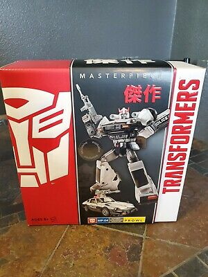 NEW Hasbro Transformers Masterpiece Prowl MP-04 Toys R Us Exc 2014 US Seller • 55.07£