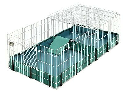 AU168 • Buy Midwest Habitat Plus Guinea Pig Cage Top Panel Large Indoor Outdoor Hutch NEW
