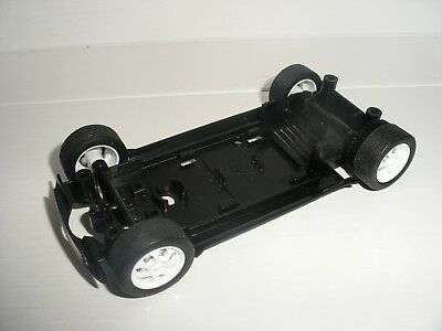 Scalextric - Rolling Chassis - BMW Mini Cooper (White Wheels) - NEW • 5£