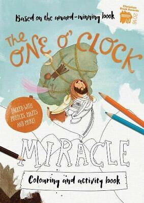 The One O'Clock Miracle Colouring And Activity Book: Colou... By Alison Mitchell • 6.09£