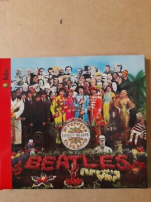 £4.90 • Buy The Beatles - Sgt. Pepper's Lonely Hearts Club Band (2009)digipak Cd