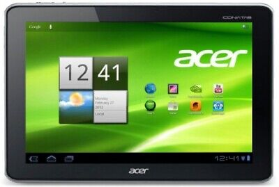 Acer Iconia Tab A700 32GB [10,1  WiFi Only] Silber - AKZEPTABEL • 266.87£