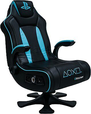 AU350.50 • Buy New X Rocker Genesis Official Licensed PlayStation 3 4 5 PS3 PS4 Gaming Chair