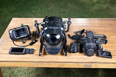 AU20000 • Buy Canon C200 And Nauticam NAC200 Underwater Dive Housing, Ready To Shoot Kit