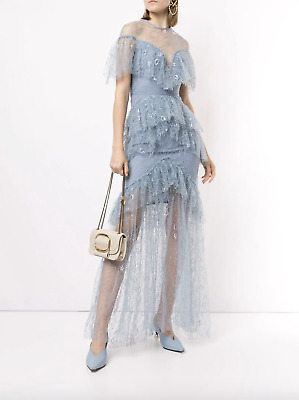 AU200 • Buy Bnwt Alice Mccall Pebble Magicians Daughter Gown - Size 6 Au/2 Us (rrp $550)