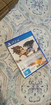 AU25 • Buy Overwatch: Origins Edition PS4