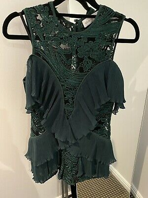 AU150 • Buy Alice Mccall Playsuit, Size 4