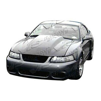 $943.87 • Buy For Ford Mustang 99-04 VIS Racing Cowl Induction Style Carbon Fiber Hood