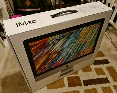 Apple IMac 21.5inch A1418 BOX ONLY. No Inserts. • 20.80£