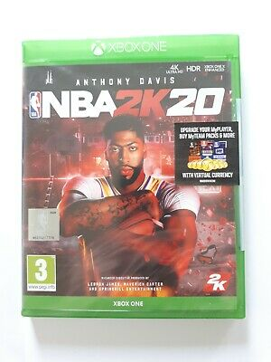 $ CDN16.36 • Buy Nba 2k20 Xbox One Game, Brand New And Sealed