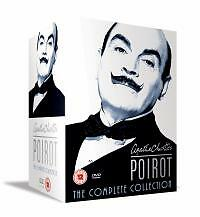 £45 • Buy Agatha Christie's Poirot - Complete Collection (DVD, 2005, 20-Disc...