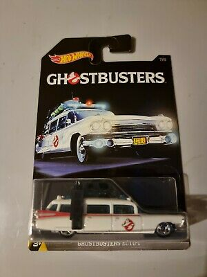 Hot Wheels Ghostbusters Ecto-1 • 11.99£