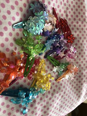 $ CDN7.60 • Buy Girls Cute Hair Clips,Metal Snap Barrettes,Hair Accessories For Kids,