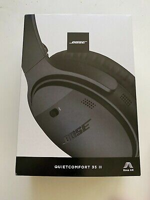 $ CDN220.96 • Buy Bose QuietComfort 35 Qc35 Wireless Noise Cancelling Headphones II - Black