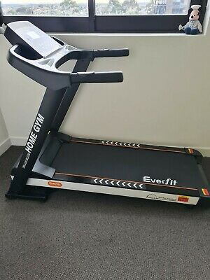 AU617 • Buy Everfit Electric Treadmill Home Gym