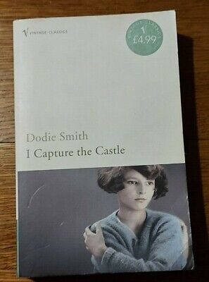 I Capture The Castle (Vintage Classics) By Smith, Dodie Paperback Book • 1.99£