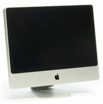 Apple IMac 24  9,1 Core 2 Duo E8135 @ 2,66GHz 4GB Ohne HDD B- Ware Early 2009 • 180.49£