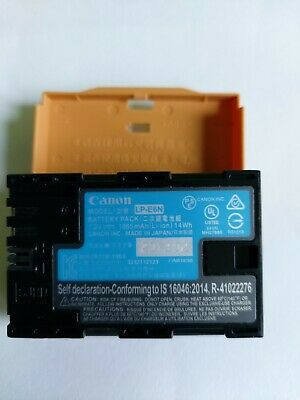 Genuine Canon Lp-e6pn Camera Battery Excellent Working Condition • 16£