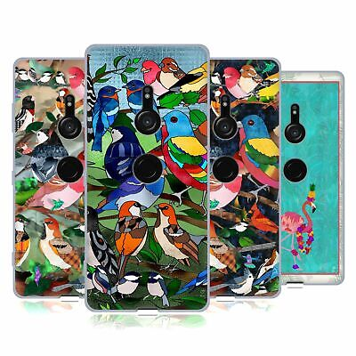 AU27 • Buy Official Suzan Lind Birds Soft Gel Case For Sony Phones 1