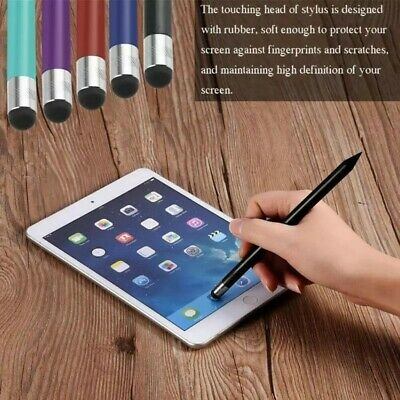 Universal Capacitive Stylus Drawing Touch Screen Pen For Mobile TABLET IPAD PDA • 3.85£