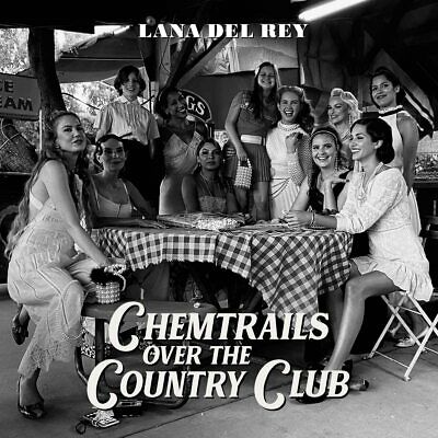 Lana Del Rey - Chemtrails Over The Country Club VINYL LP NEW (17TH MAR) Uni • 19.99£