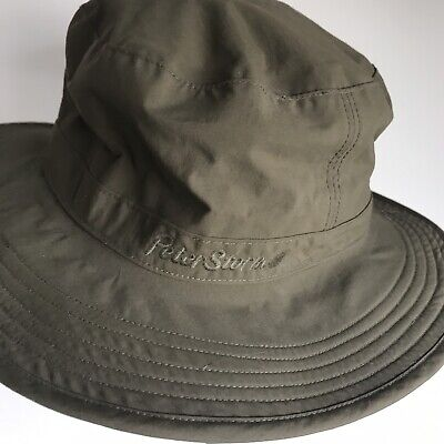 Kids Peter Storm Hat, Jungle Ranger/ Floppy Sun Hat/fishing Age 7-10y • 6.99£
