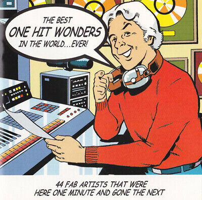 £3.48 • Buy Various Artists : Best One Hit Wonders In The World...Ever! CD 2 Discs (2003)