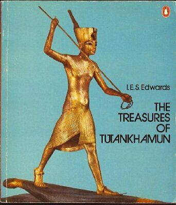 £3.29 • Buy The Treasures Of Tutankhamun By British Museum Book The Cheap Fast Free Post