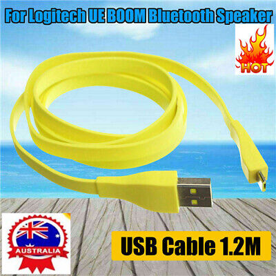 AU10.07 • Buy Bluetooth Speaker Charger Cable Power Adapter For Logitech UE BOOM MEGABOOM ROnn