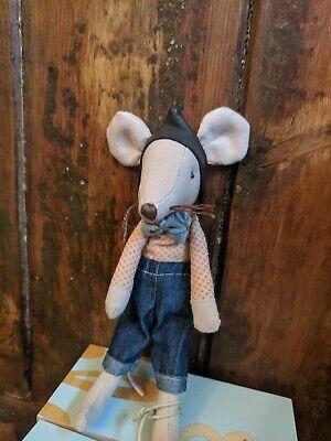 £20 • Buy Maileg Racer Mouse Dad
