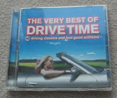 The Very Best Of Drive Time 2xCD - Coldplay Nickelback Stereophonics Prince Jam • 3.35£