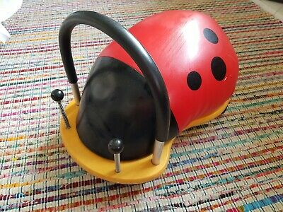 Ladybird Ride-On Toddler Toy  • 8.10£