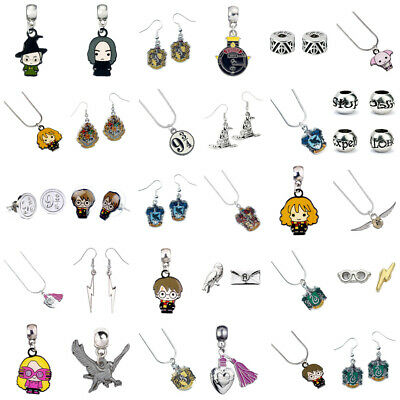 Harry Potter Silver Plated Jewellery Official Merchandise BIRTHDAY GIFT - IDEAS • 6.40£