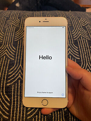 AU118 • Buy Apple IPhone 6s Plus - 128GB - Rose Gold (Unlocked) A1687