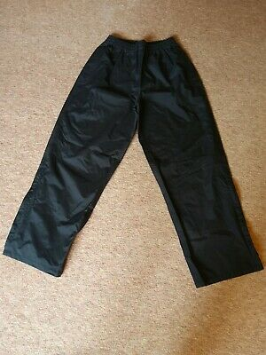 Womens Peter Storm Waterproof Trousers Size 12 • 6£