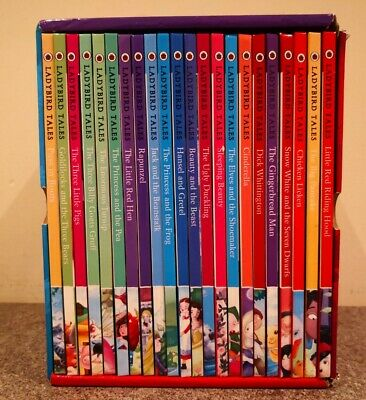 Ladybird Classic Collection - 22 Books Total • 24.99£