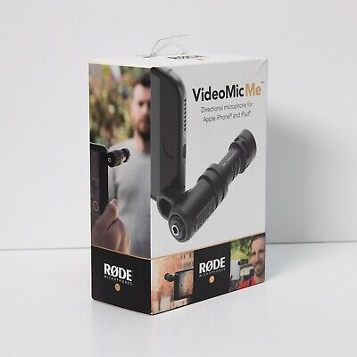 Rode VideoMic Me Directional Microphone For Smart PHONES • 11£