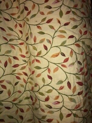 Voyage Cervino Furnishing Fabric Red New Remnant 1.9 Metres • 10£