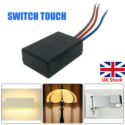 LD-600S Touch Light Lamp Pressure Dimmer Switch Control Sensor Incandescent • 6.19£
