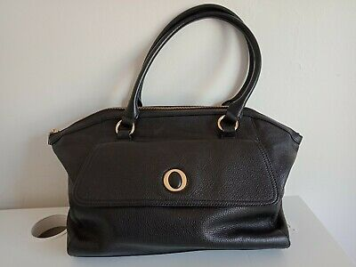 AU140 • Buy Oroton Handbag Large Leather Bag. Excellent Condition.