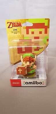 AU20.51 • Buy Nintendo Amiibo - The Legend Of Zelda LINK 8 Bit - NEW SEALED