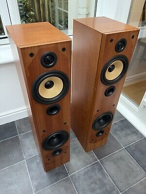 $ CDN752.88 • Buy Rare! B&W P5 Bowers And Wilkins Floor Standing Speakers Audiophile England Made