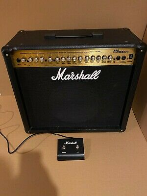£130 • Buy Marshall MG100DFX With Footswitch