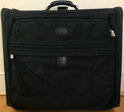 ATLANTIC Wheeled Suitcase, Suit/Dress Carrier Black • 4.99£
