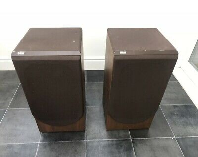 $ CDN301.06 • Buy B&W DM22 Bowers And Wilkins Floor Standing Speakers Audiophile England Made