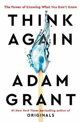 AU31.75 • Buy NEW Think Again By Adam Grant Paperback Free Shipping